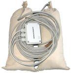 Магнезиальный анодный элемент, вес 10 кг, с 5 метровым кабелем.  Анодно-катодная защита/ Fas.